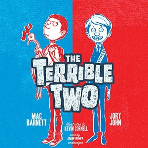 The Terrible Two, by Mac Barnett
